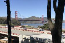 vLOG: Golden Gate Köprüsüne yürüyoruz