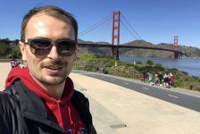 iPhone 7 Plus kamerasından San Francisco Golden Gate Köprüsü