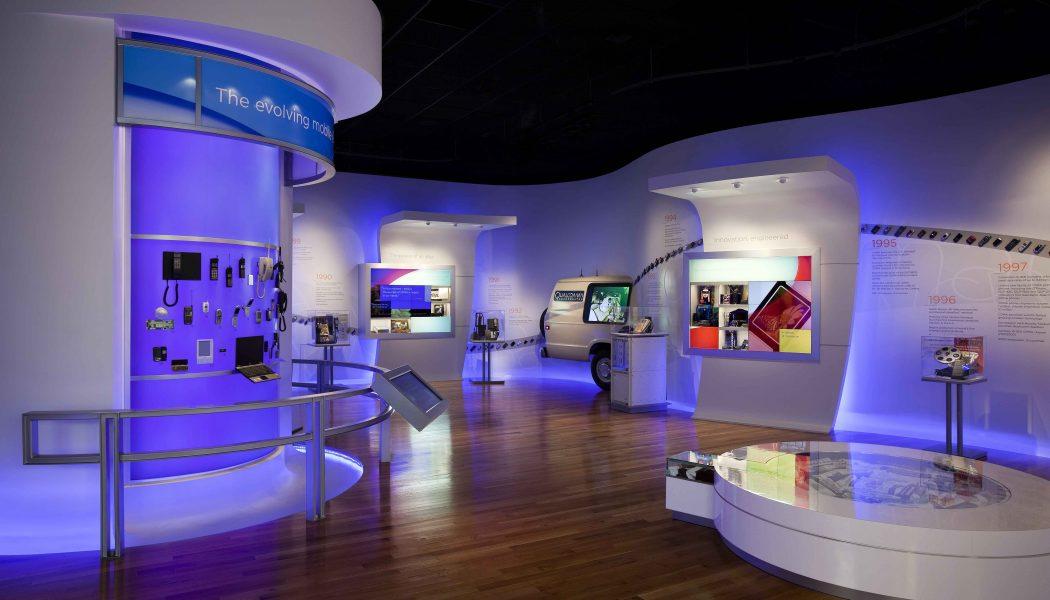 vLog: Qualcomm'un mobil teknoloji müzesini geziyoruz