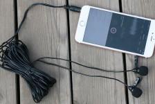 Cep telefonu için çift kafalı yaka mikrofonu ve fazlası [Aliexpress siparişerim #3]