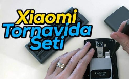 Xiaomi Wiha Hassas Tornavida Seti inceleme