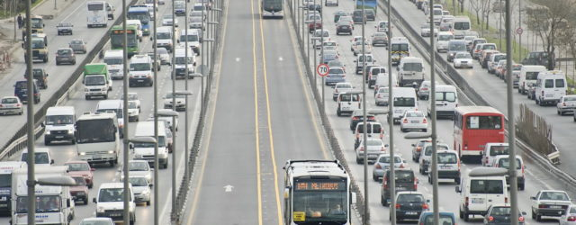 İstanbul Anadolu Yakası Toplu Taşıma Notlarım