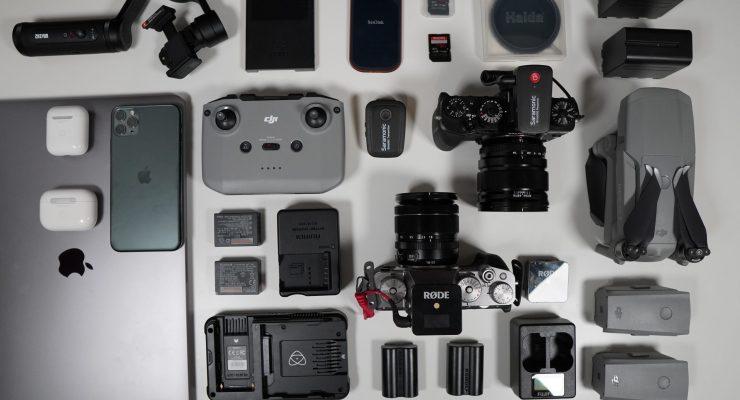 Kullandığım video ekipmanları 2020
