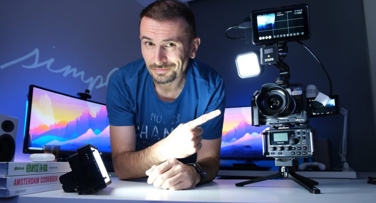 Çin'den aldığım epik kamera düzenim | Fujifilm X-T4'ü upgrade ettim!