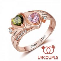 Using Mothers Birthstone Rings grup logosu