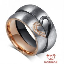Introducing Couple Rings Set grup logosu